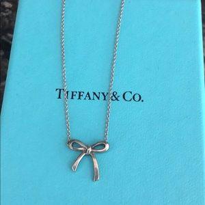 Tiffany & Co. Jewelry - Tiffany and Co. Bow Necklace